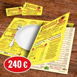 Food Kit 1500 - Tovagliette...