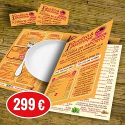 Food Kit 2500 - Tovagliette...